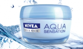 Nivea Aqua Sensation Day Wake Up Effect Moisturizer