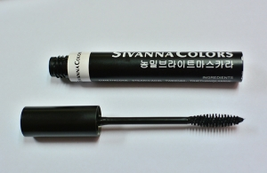 Sivanna Colors Waterproof Mascara